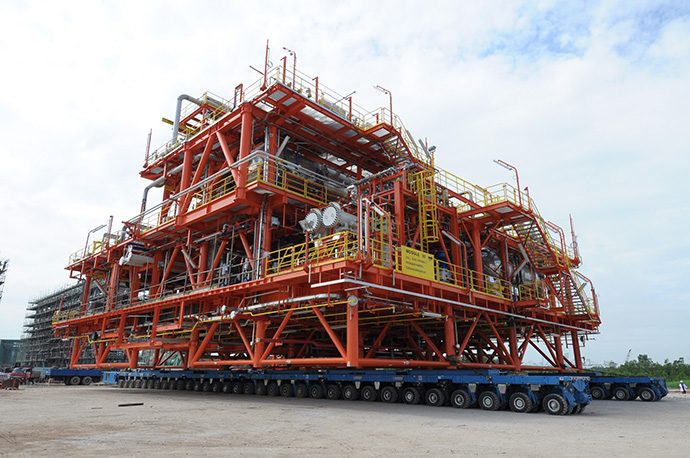 Cluster 7 FPSO